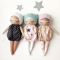 ⭐️These babies are looking for the new sweet homes  Dolls are listed in my store. Click the link in my profile to see all the details #christmasgifts #christmasiscoming #freeshipping #shopsmall