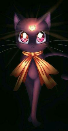 Sailor Moon: Luna