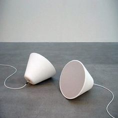 8 Creative Ceramic Speakers