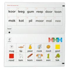 Moos: Mini Loco - Ik leer lezen - Taalspelletjes 3 € 8,95
