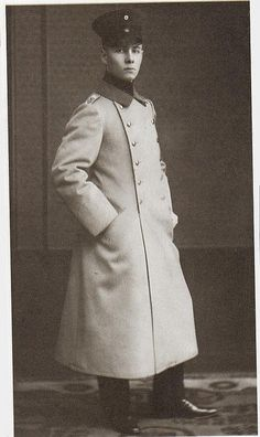 Young Erwin Rommel by Nikki/Fritz, via Flickr  This Day in History: Nov 15, 1891: Erwin Rommel is born http://dingeengoete.blogspot.com/