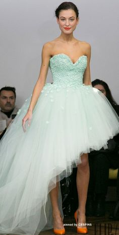 TONY YAACOUB  COUTURE  SPRING-SUMMER 2014    Nuances de Chic