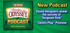 Adventures in Odyssey Podcasts for @Brittney Soberanis Neal