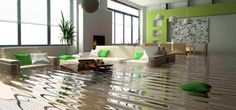 Our experts have extensive training in water cleanup and flood cleanup in Las Vegas and are available to assist you in emergency.