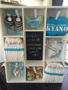 1000 images about kraamvisite on pinterest birth gift met and van - Idee cadeau baby shower ...