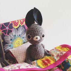 Etsy Transaction - Baby Bunny Amigurumi Doll