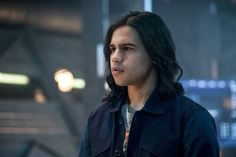 Go Blue! -- Is Carlos Valdes Leaving 'The Flash'? Cisco Has A New Career Opportunity American Series, American Actors, The Flash Cisco, Flash Season 4, Flash Characters, Fictional Characters, Michigan, The Wedding Singer, Fastest Man