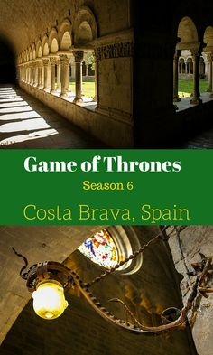 Game of Thrones Season 6 is supposed to start filming in the Costa Brava region of Spain and the beautiful city of Girona. Take a look at the medieval parts of the city. http://travelphotodiscovery.com/game-of-thrones-in-spain/