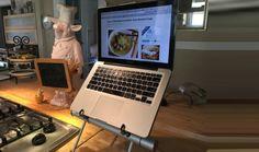Portable Minimalist Ergonomic Laptop Stand ... In A Tube