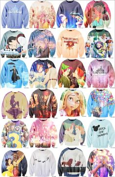 sweaters and disney movies.. two of my favorite things become one.