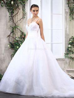 Erica-Vestido de Noiva em tule