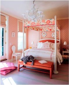 Cottage Bedroom design by Timothy Whealon