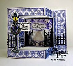 A blog about card making, faith, and other paper crafts.