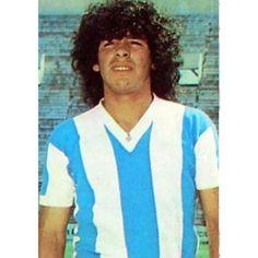 1976,Diego en Argentina...