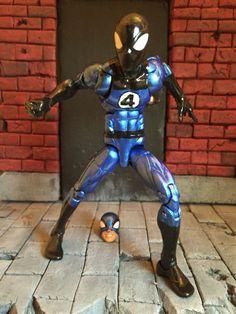 Fantastic 4 Spider-Man - what if (Marvel Legends) Custom Action Figure
