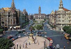 Avenida dos aliados | Porto | Tripomizer Trip Planner
