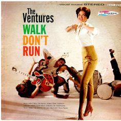 The Ventures - Walk Don't Run I like playing this on my car cd player during rush hour in Chicago!