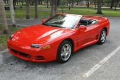 Mitsubishi 3000GT Spyder Convertible 1995, I still like the 3000GT!!!!! - LGMSports.com
