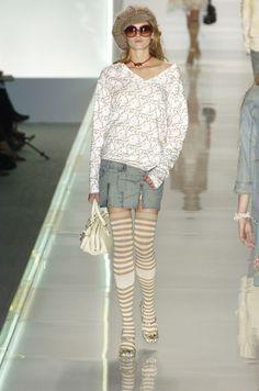 "John Galliano for Christian Dior Spring Summer 2005 Ready-to-Wear - ""Dior Not War"""