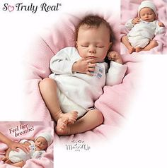 Ashton drake dolls. Ashton drake dolls from Maxedupgifts are handcrafted of RealTouch® vinyl to recreate every hand-sculpted detail and the softness of a reborn baby skin.Some of our newborn baby dolls...