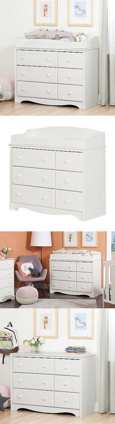 Changing Tables 20424: South Shore Savannah Changing Table With 2 Drawers,  3 Open Storage In Gray Maple  U003e BUY IT NOW ONLY: $189.99 On EBay!