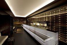 Iluminación restaurantes. Dim Sum Bar / Hou de Sousa