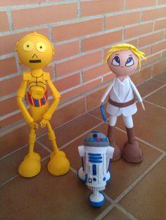 Fofuchas Star Wars