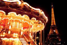Paris at night -- Image by HARRY-MARX.COM //