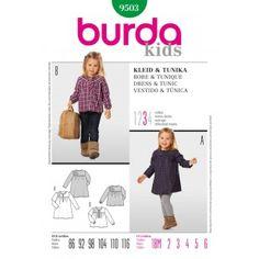 B9503 - Burda Patterns