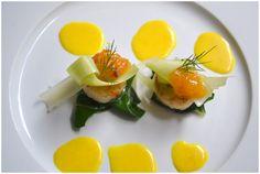 Saveurs & couleurs. Chef Patricia Richer
