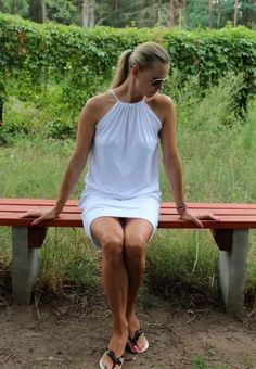 Womens dress, summer dress,white dress light and loose in colours and sizes White Dress, Summer Dresses, Stuff To Buy, Etsy, Fashion, Moda, Summer Sundresses, Fashion Styles, Fashion Illustrations