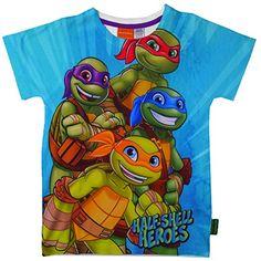 """Primark Officiel Homme TMNT Ninja Turtles /""""Trust Me I/'m a ninja/"""" t shirt"""