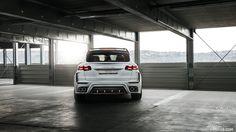 2018 TECHART Magnum Sport 30 Years Edition based on Porsche Cayenne Wallpaper