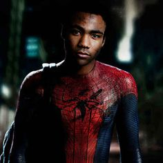 Donald Glover as Spider-Man | 24 Superhero Fan Casting Dreams That Will Probably Never Come True