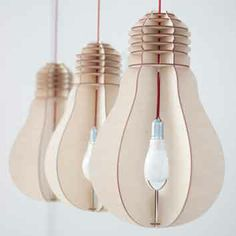 Illumimate pendant light by Dutch designer Ernst Koning, aka Iliasernst