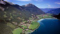 Lake Achensee, Tirol.