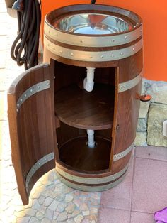 Untitled Barrel, This Is Us, Italy, Italia, Barrel Roll, Barrels