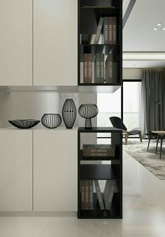 I love everything about this. – Home Decor Ideas – Interior design tips Modern Interior Design, Room Interior, Interior Design Living Room, Interior Architecture, Living Room Designs, Cabinet Design, Interiores Design, Interior Inspiration, Furniture Design