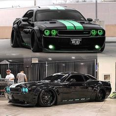 - Cars and motorcycles - superschnelle Autos Modern Muscle Cars, Custom Muscle Cars, Custom Cars, Cool Sports Cars, Sport Cars, Cool Cars, Dodge Vehicles, Dodge Muscle Cars, Camaro Car