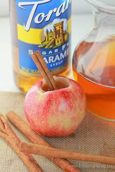Apple Cider Cups | Create Craft Love
