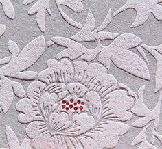 Celadon Vase Letterpress Cards set of 6 by wildinkpress on Etsy, $15.00