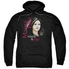 Rizzoli &Amp; Isles/Maura Isles Adult Pull-Over Hoodie in