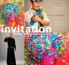 Phillip Wong Solo Exhibition