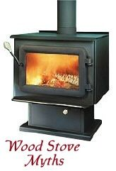 Woodstove Outlet: Three Wood Stove Myths