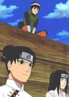 Team Guy - Naruto Shippuden