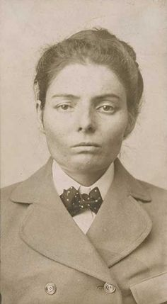 Laura Bullion (October 1876 – December 2, 1961) was a female outlaw of the Old West. Most sources indicate that Bullion was born of German and Native American heritage in Knickerbocker, near Mertzo...