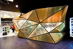 Frivole Prestige perfumery by Theza Architects, Wrocław – Poland