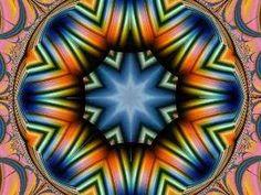 Fractal Mandala Meditation Video #1 Mandala Meditation, Meditation Videos, Meditation Music, Mindfulness Meditation, Guided Meditation, Oddly Satisfying, Asmr, Affirmation, Fractals