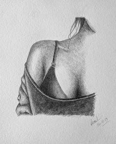 Abstract Pencil Drawings, Pencil Sketch Drawing, Girl Drawing Sketches, Art Drawings Sketches Simple, Cool Drawings, Drawing Ideas, Disney Drawings, Drawing Base, Pencil Sketches Simple