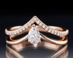 Solitaire Diamond Gold Jewelry Certified by CertifiedJewelryshop Diamond Jewelry, Gold Jewelry, Unique Jewelry, Solitaire Diamond, Heart Ring, Gold Rings, Rose Gold, Jewels, Engagement Rings